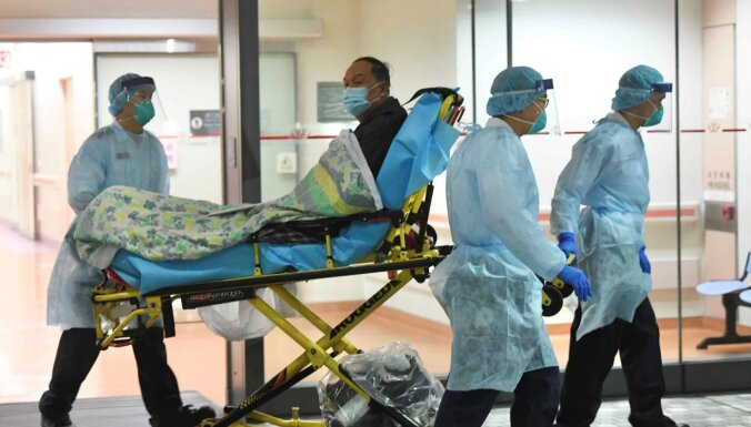В Латвию должна вернуться студентка из эпицентра коронавируса: её ждет двухнедельный карантин