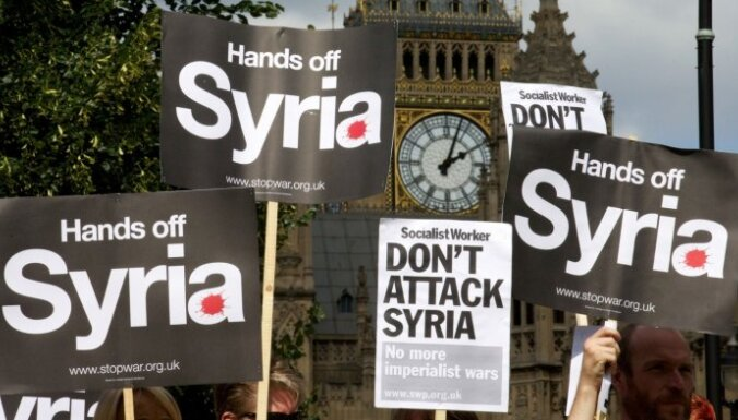 Сирия ищет защиты от нападения США в ООН