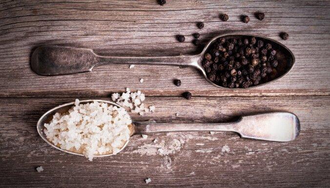 Mārtiņš Sirmais: 'Mēs nepazīstam sāli un piparus'