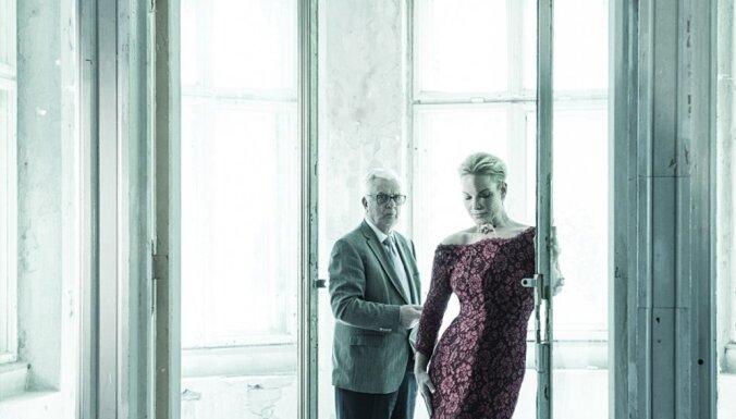 Raimonds Pauls muzicēs kopā ar operas zvaigzni Elīnu Garanču