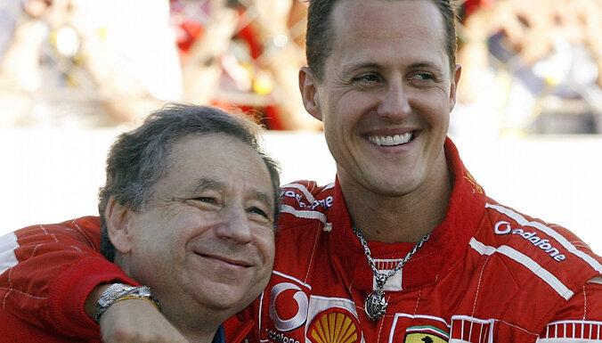 """Бывший директор """"Феррари"""" — о Шумахере: он не сдается и смотрит """"Формулу-1"""""""