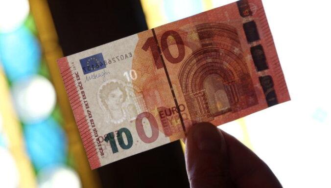 В Елгаве задержали двух мужчин по подозрению в распространении фальшивых денег