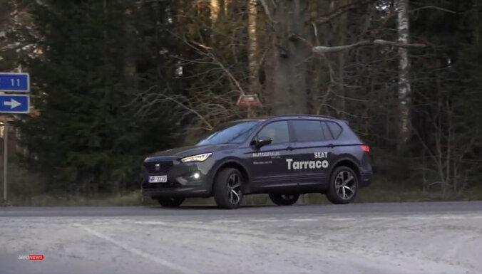 Seat Tarraco: каким получился брат VW Tiguan и Škoda Kodiaq
