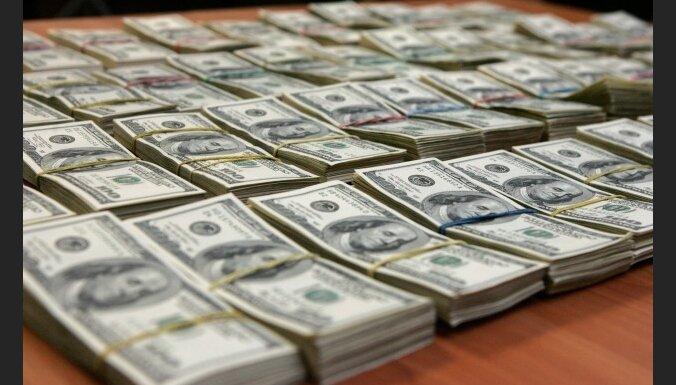 Через Латвию шли деньги финансовой пирамиды США