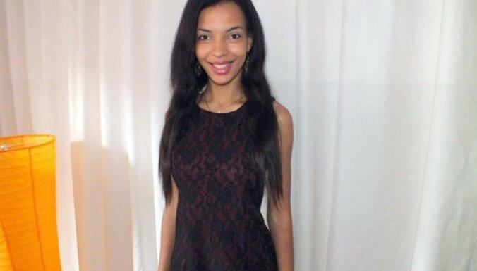Lingita publiski diskutē par savu ādas krāsu