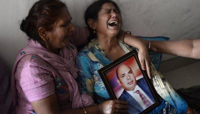 Irākā uziet 39 džihādistu noslepkavotu indiešu līķus