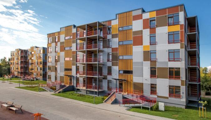 Оборот строительной компании YIT Latvija в прошлом году сократился на 41,9%