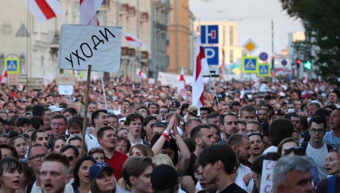 Baltkrievijā bloķēta piekļuve desmitiem neatkarīgo ziņu vietņu