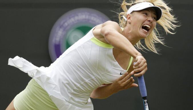 Шарапова вышла в финал итогового турнира WTA на Уильямс