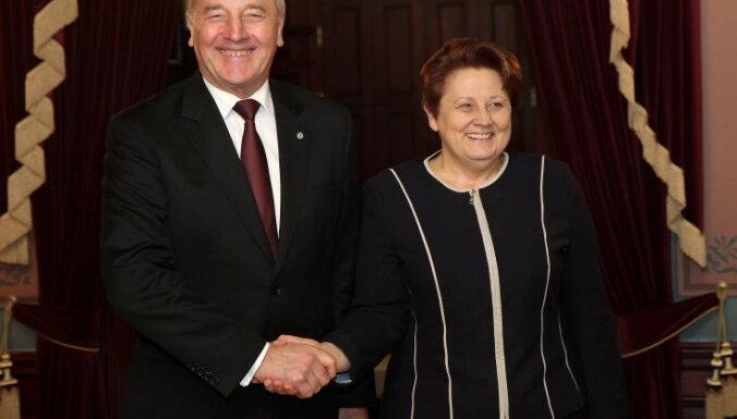 Latvija prezidentūras laikā pievērsusi pietiekamu uzmanību bēgļu masveida bojāejai Vidusjūrā, uzskata Bērziņš