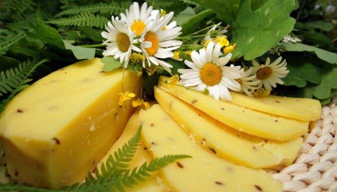 Tirgotāji: pieprasījums pēc siera pēdējo gadu laikā palielinājies
