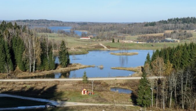 Latvija varētu nepieņemt īpašnieces dāvināto Gaiziņkalna virsotni