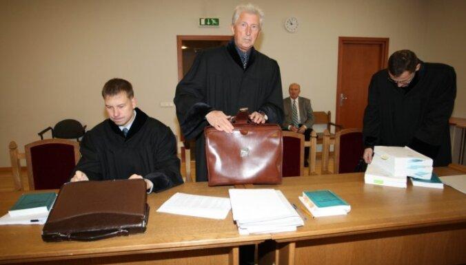 Vērienīgajā digitālās televīzijas krimināllietā sākušās tiesu debates