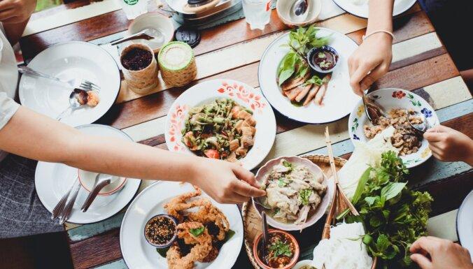 Desmit vilinošas idejas tematiskajai ballītei ar citu valstu virtuvi