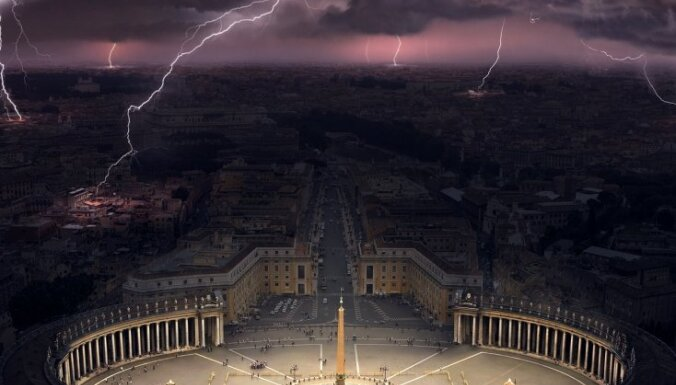 Папа Римский согласился с теорией эволюции