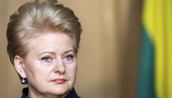 """Президент Литвы: """"позитивная агрессия"""" Трампа сработала"""