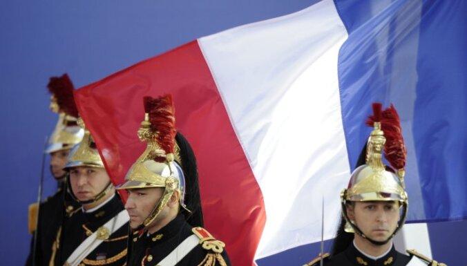 Украдены планы Елисейского дворца и зданий МВД Франции