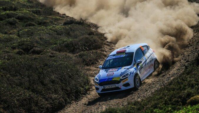 Atbalsta 450 tūkstošu piešķiršanu WRC posma organizēšanai Latvijā