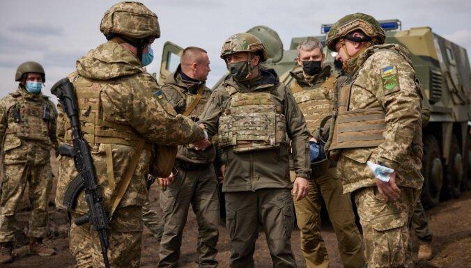 Зеленский: Армия Украины находится в состоянии боеготовности