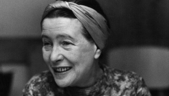 'Par sievieti nepiedzimst, par sievieti kļūst': Simonai de Bovuārai – 110