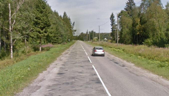 Posmā no Siguldas līdz Jūdažiem sākušies ceļa būvdarbi