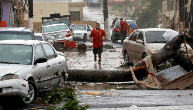 Tramps lūkojis iemainīt Puertoriko pret Grenlandi