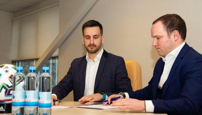 LFF un LTFA paraksta jaunu sadarbības līgumu