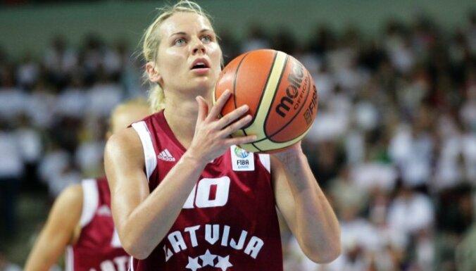 Jēkabsone-Žogota cer, ka varēs atgriezties Latvijas izlasē