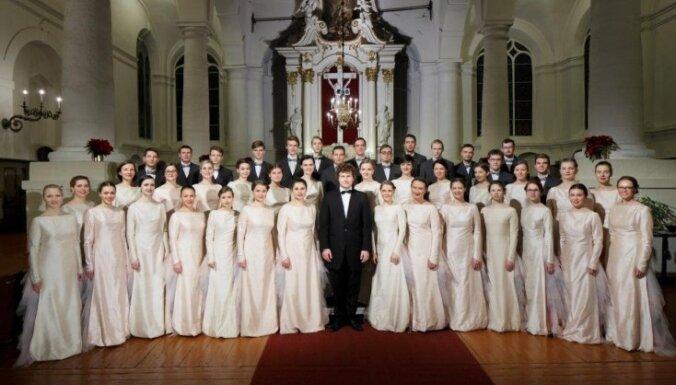 Vasks, Perts un Tabakova kora 'Kamēr...' pavasara koncertā