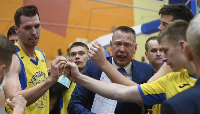 BK 'Ventspils' konstatēti vēl divi Covid-19 gadījumi
