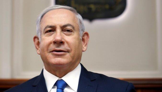 Премьер Израиля намерен аннексировать поселения на Западном берегу реки Иордан