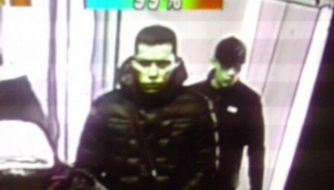 Bauskā apzog juvelierizstrādājumu veikalu; policija lūdz palīdzību personu noskaidrošanā