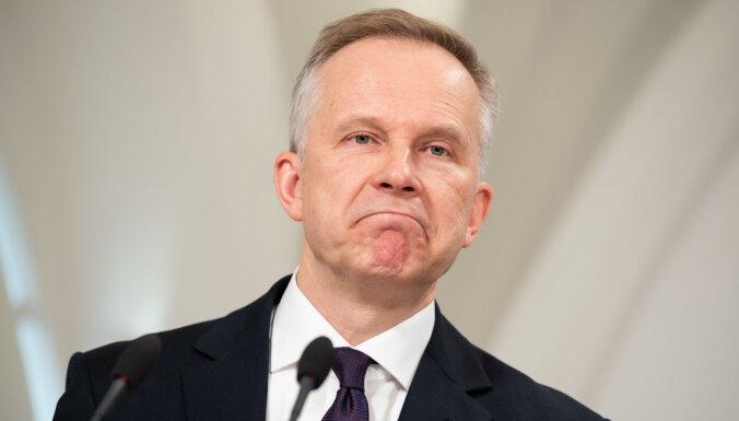 Суд не удовлетворил требование Римшевича к Банку Латвии выплатить ему 151 000 евро зарплаты