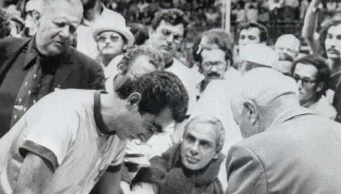 Блаттер: трех секунд в баскетбольном финале Мюнхена-1972 на самом деле не было
