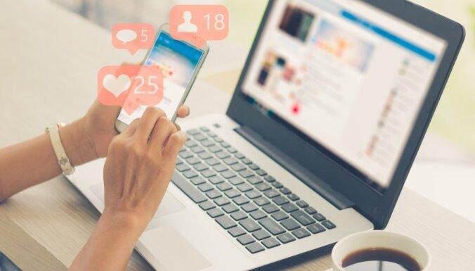 Vai ir pieļaujams publicēt bērna foto sociālajos tīklos, ja to atļāvis tikai viens vecāks