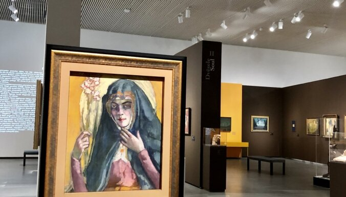 LNMM pirmā diena pēc atvēršanas – pieprasījums pēc mākslas liels