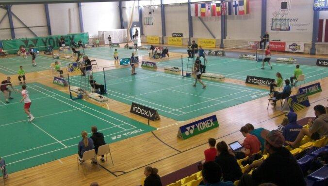 Latvijas badmintonisti ar zaudējumu Norvēģijai uzsāk Eiropas komandu čempionātu