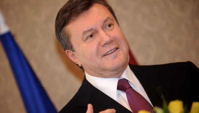 Янукович верит в перспективу членства Украины в ЕС