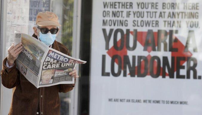 В Великобритании будут штрафовать на 10 000 фунтов за нарушение режима самоизоляции