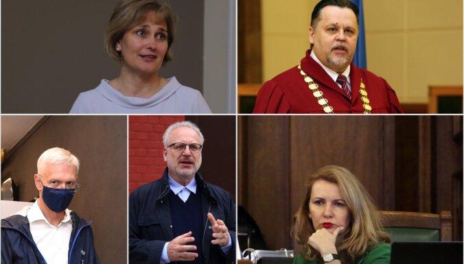 Foto: Noslēgusies 'Lampas' centrālā tiesiskumam veltītā diskusija