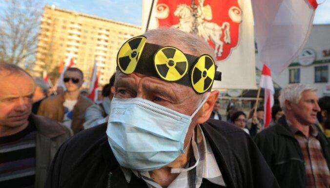 Fotoreportāža: Ukraina piemin Černobiļas traģēdiju