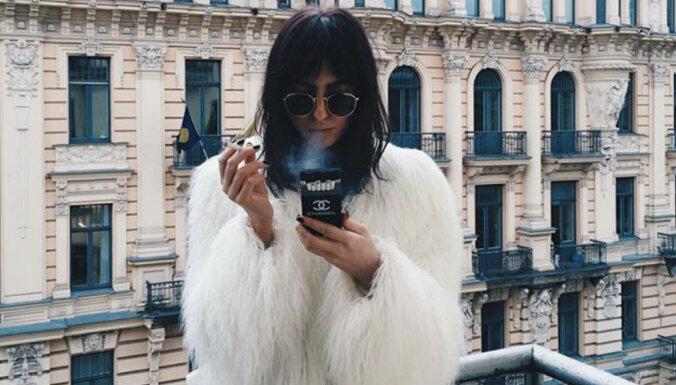 Agnija Grigule - pirmā latviešu 'Instagram' modele
