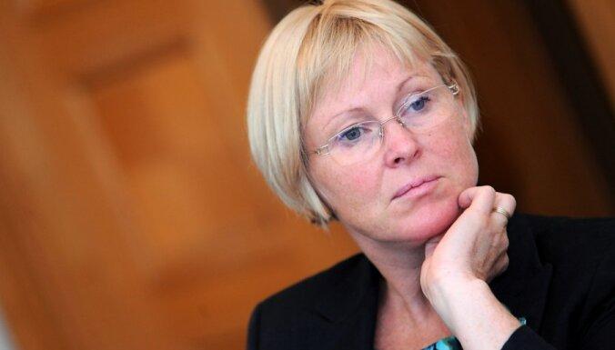 Дзинтарс: увольнение Яунземе-Гренде— это месть за нашу принципиальность