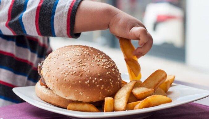 Kulinārijas eksperte Signe Meirāne: pie bērna aptaukošanās ir vainīgi vecāki