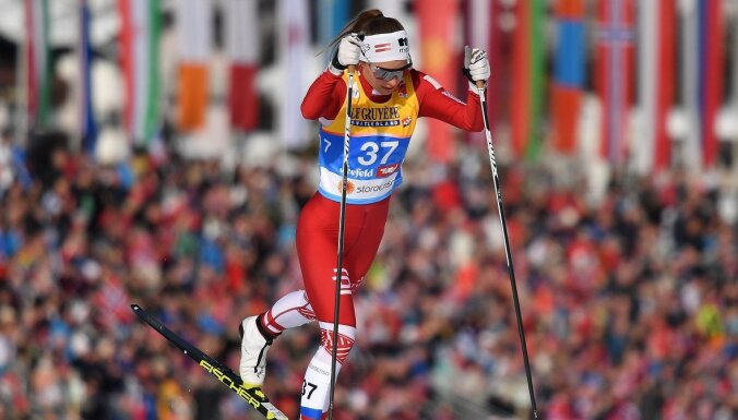 Pasaules junioru čempionātā slēpošanā startēs divi Latvijas pārstāvji