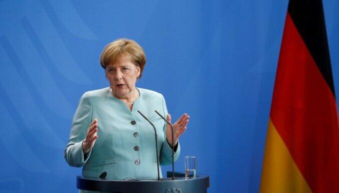 Vācija un Francija plāno kopīgu gaisa spēku bāzi un lidmašīnas