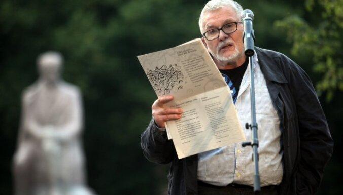 Nosauc Latvijas Literatūras gada balvas nominantus. Mūža balva – Uldim Bērziņam
