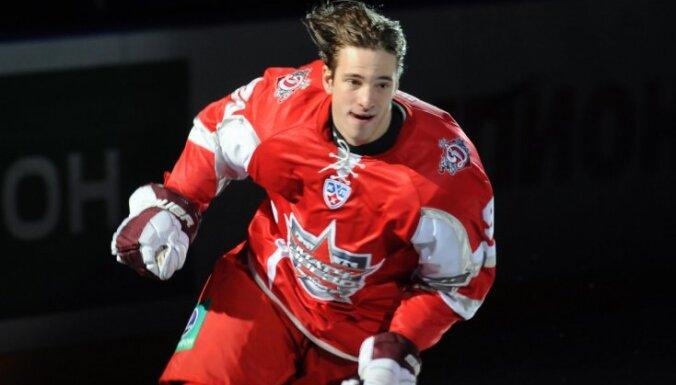 Jašina komanda uzvar KHL Zvaigžņu spēles meistarības konkursos