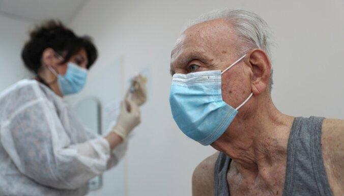 В Латвии за сутки — 710 новых случаев Covid-19, умерли шесть пациентов