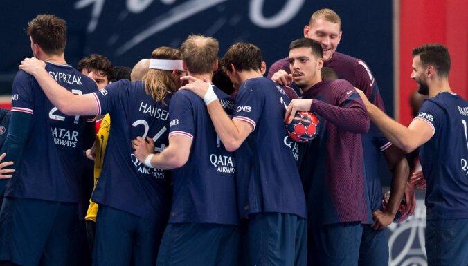 Krištopāna pārstāvētā PSG Čempionu līgā izcīna pirmo uzvaru šajā sezonā
